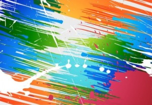 abstract_brush_paint_splashes_vector_background_267252