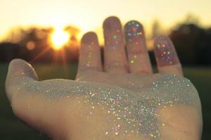 glitterhand